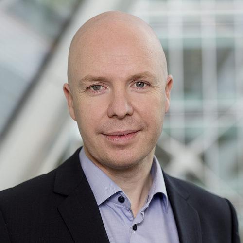Oslo 20161026. Deloitte. Øyvind Bjorkly. Foto: Anita Arntzen