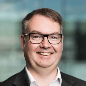 Bilde av ordførerkandidat Kjartan Berland