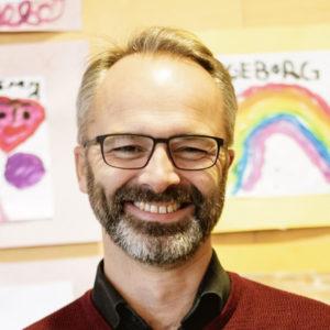 Bilde av ordførerkandidat Jørgen Vik